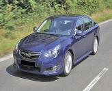 Subaru Legacy получила 5 звезд по результатам краш-теста JNCAP