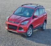 Ford Escape – брат-близнец Kuga