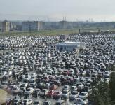 В 2011 году украинский авторынок вырос почти на 31%