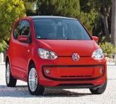 Volkswagen Up: маленький автомобиль для большого города