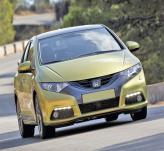 Honda Civic: девятое поколение