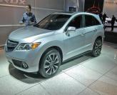 Детройтский автосалон-2011: Acura