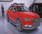 Детройтский автосалон-2011: Audi