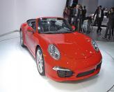 Детройтский автосалон-2011: Porsche