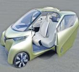 Nissan Pivo 3: городской электромобиль