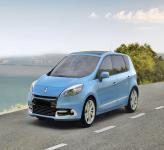 Renault Scenic:  легкая модернизация