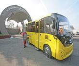 Создан автобус, предназначенный для школьников