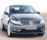 Volkswagen CC: седан с сердцем купе