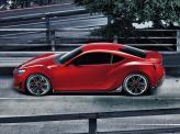 Автомобиль достигает 4272 мм в длину при колесной базе в 2570 мм