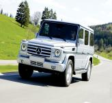 Mercedes-Benz G-класса остается «в строю»