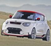 Kia Trackster: для гоночного автодрома