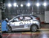 Краш-тест: Honda Civic