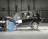 Краш-тест: Jeep Compass
