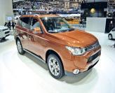 Женевская весна-2012: Mitsubishi