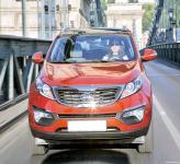 Kia Sportage, Mitsubishi ASX и Nissan Qashqai: вседорожники для города