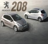 Peugeot 208: ставка на малый вес