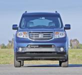 Honda Pilot, Mazda CX-9, Toyota Highlander: ставка на вместительность