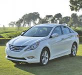 Hyundai Sonata прошла рестайлинг