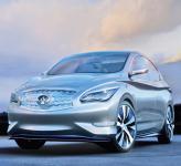 Infiniti LE: предтеча нового электромобиля