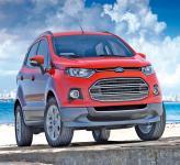 Ford EcoSport: городской вседорожник