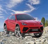 """Lamborghini Urus: """"бык"""", который не боится грязи"""