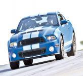 Ford Mustang Shelby GT500:  самый быстрый рысак в табуне