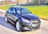 Специалисты обнаружили дефект в Chevrolet Malibu Eco