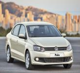 Седан Volkswagen Polo расширит набор опций