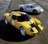 Ford GT40: легендарный спортсмен