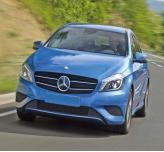 Mercedes-Benz A-Class: смена образа