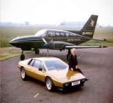 Lotus Esprit: яркий и недорогой