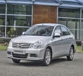 Nissan Almera: специально для Восточной Европы