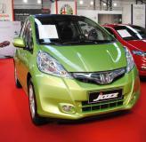 Honda готовит выпуск нового поколения Jazz