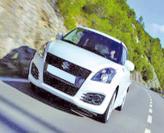 Suzuki представит преемника «заряженного» Swift Sport