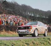 Audi Quattro: начинатель новой эры