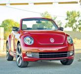 Volkswagen Beetle Convertible: современная классика