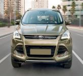 Ford Kuga: плод глобализации