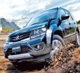 Для Suzuki Grand Vitara готовят небольшие изменения