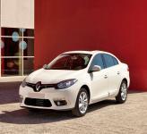 Renault Fluence: освежение