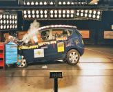 Краш-тест: Ford Fiesta