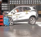 Краш-тест: Opel Mokka