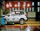Краш-тест: Subaru Forester