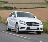 Mercedes-Benz CLS Shooting Brake: универсал со спортивным нравом
