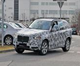 Замечено новое поколение вседорожника BMW X5