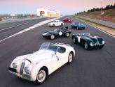 Jaguar XK: грациозный рекордсмен