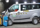 Краш-тест: Ford Transit
