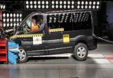 Краш-тест: Renault Trafic