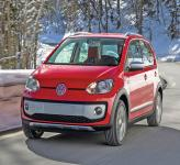 "Volkswagen Cross Up: пополнение в ""семействе"""
