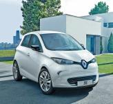 Renault Zoe: электромобиль В-класса