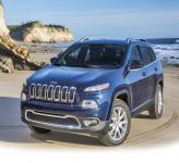 Jeep Cherokee: преображение